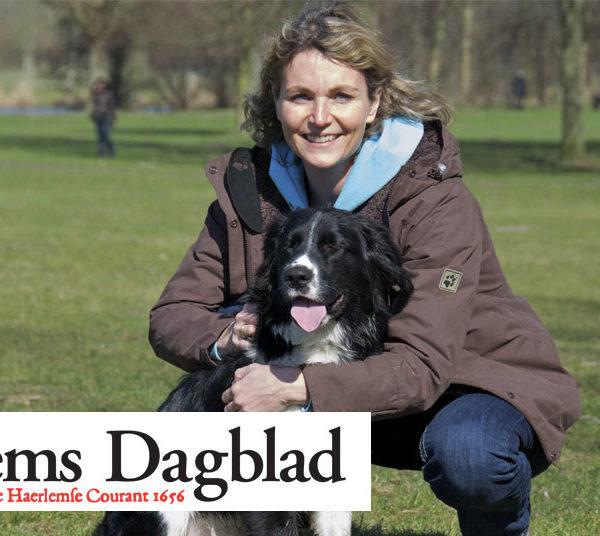Haarlems Dagblad: Hondencoach aan huis