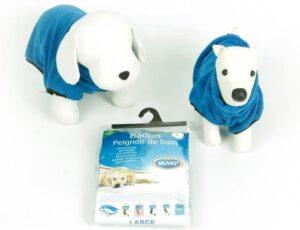 Duvo+ honden badjas
